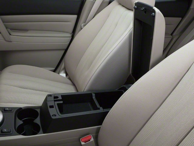 2012 Mazda CX-7 Pictures CX-7 Wagon 4D s Touring AWD photos center storage console