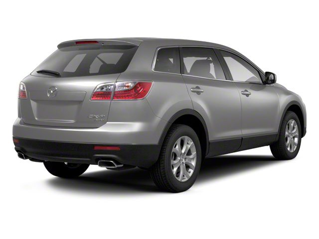 2012 Mazda CX-9 Pictures CX-9 Utility 4D Sport AWD photos side rear view