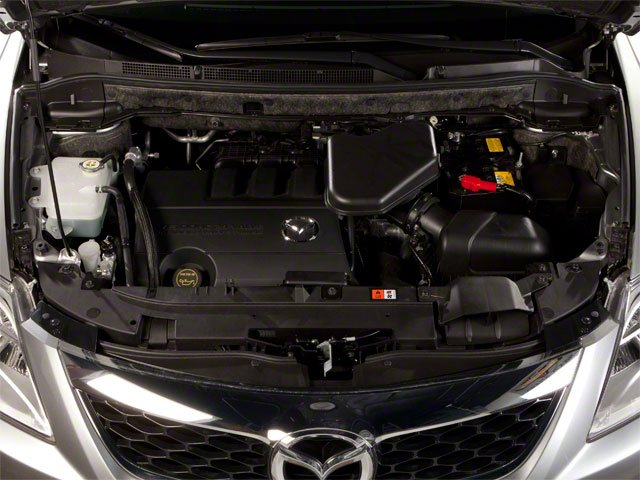 2012 Mazda CX-9 Pictures CX-9 Utility 4D GT 2WD photos engine