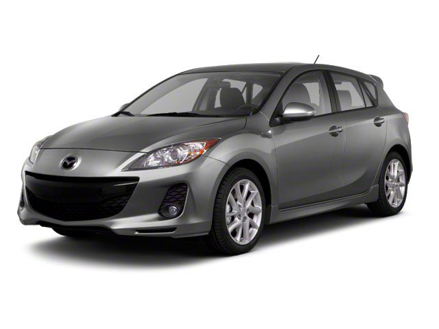 2012 Mazda Mazda3 Pictures Mazda3 Wagon 5D s GT photos side front view