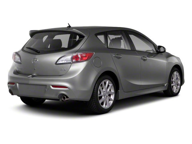 2012 Mazda Mazda3 Pictures Mazda3 Wagon 5D s GT photos side rear view