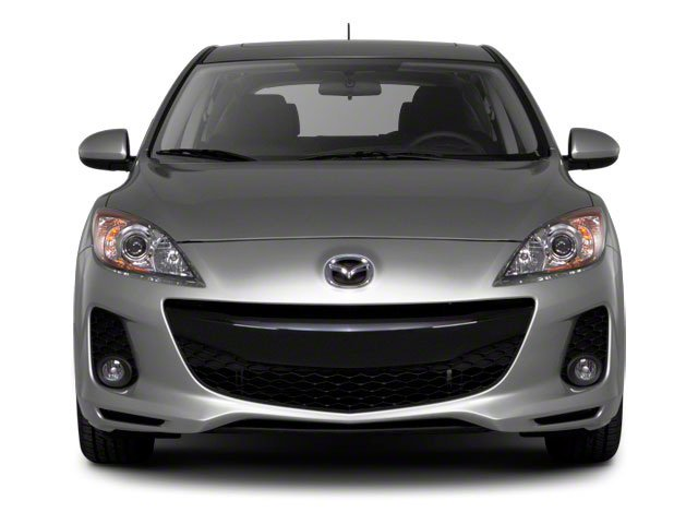 2012 Mazda Mazda3 Prices and Values Wagon 5D i Touring SkyActiv front view