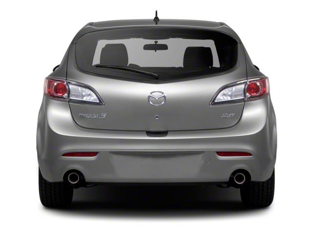 2012 Mazda Mazda3 Prices and Values Wagon 5D i Touring SkyActiv rear view