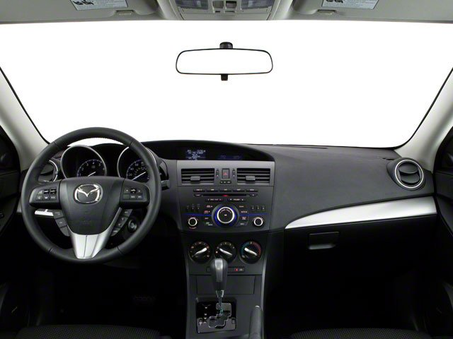 2012 Mazda Mazda3 Prices and Values Wagon 5D i Touring SkyActiv full dashboard