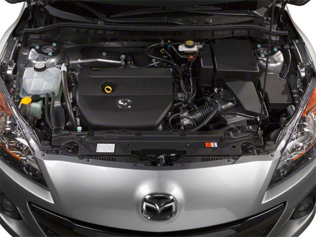 2012 Mazda Mazda3 Prices and Values Wagon 5D i Touring SkyActiv engine