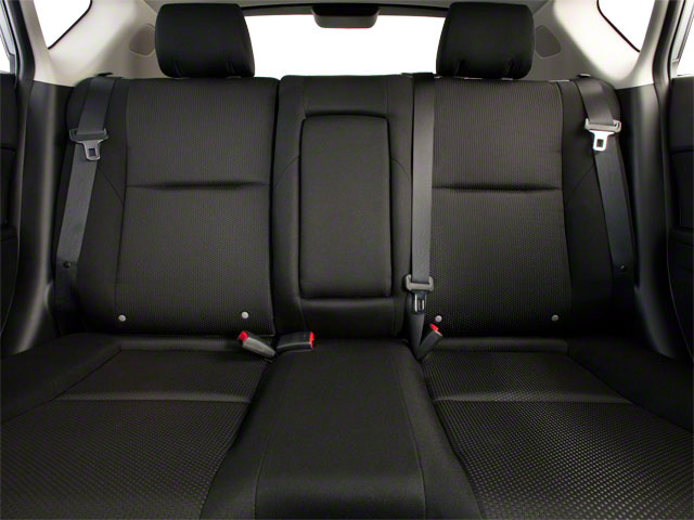 2012 Mazda Mazda3 Prices and Values Wagon 5D s GT backseat interior