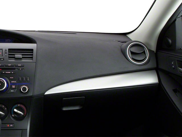 2012 Mazda Mazda3 Prices and Values Wagon 5D i Touring SkyActiv passenger's dashboard