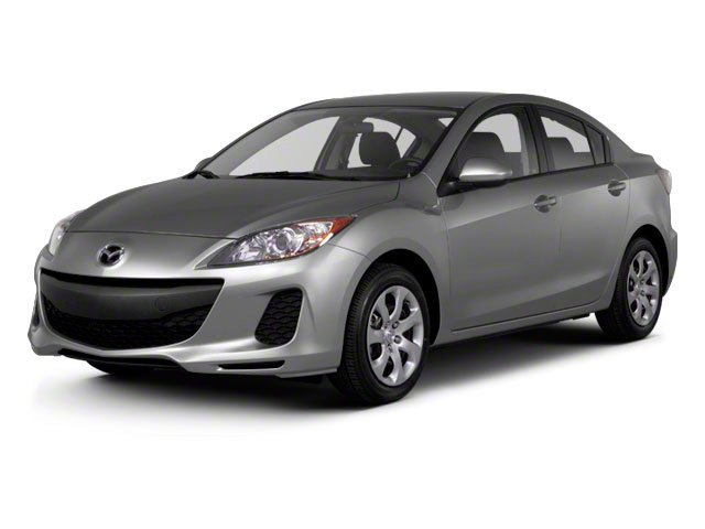 2012 Mazda Mazda3 Prices and Values Sedan 4D i SV side front view