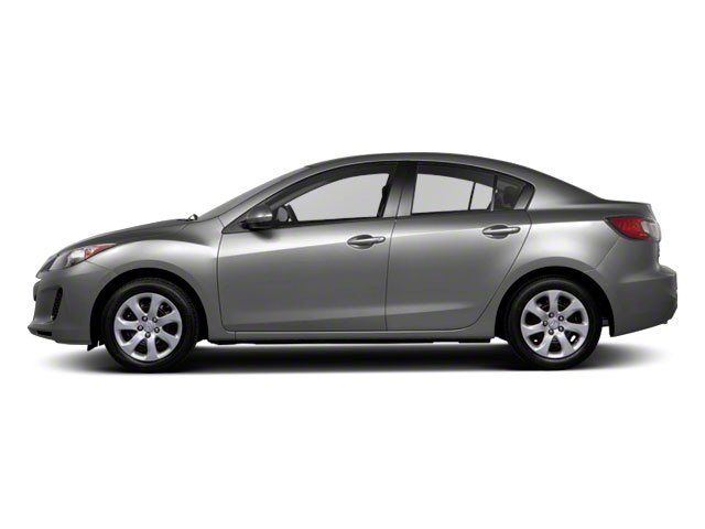 2012 Mazda Mazda3 Prices and Values Sedan 4D i SV side view