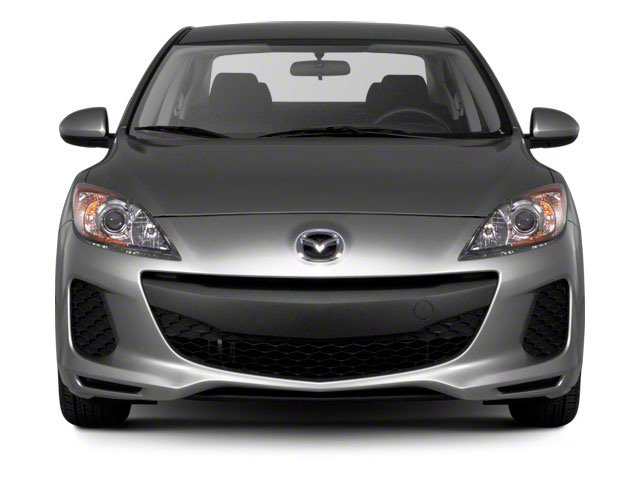 2012 Mazda Mazda3 Prices and Values Sedan 4D i SV front view