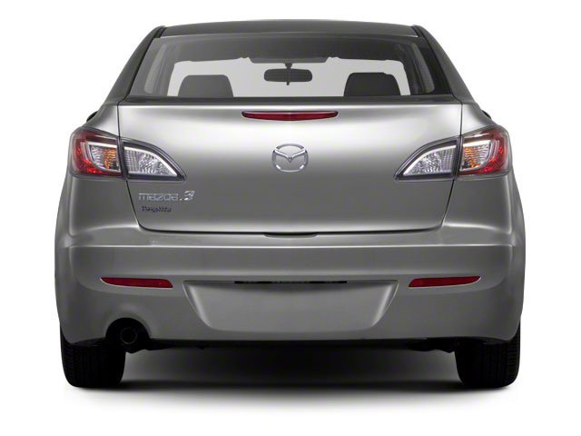 2012 Mazda Mazda3 Prices and Values Sedan 4D s Touring rear view