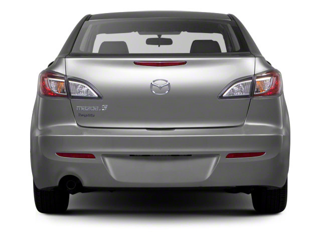 2012 Mazda Mazda3 Prices and Values Sedan 4D i Touring SkyActiv rear view