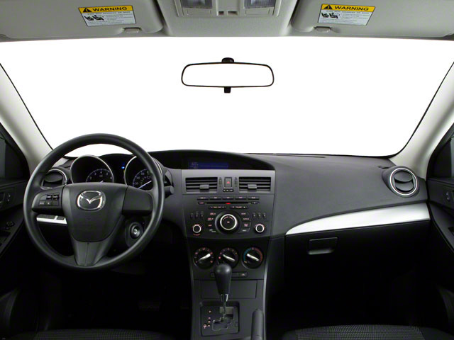 2012 Mazda Mazda3 Prices and Values Sedan 4D i GT SkyActiv full dashboard