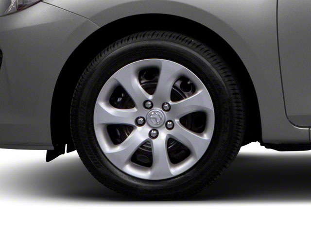 2012 Mazda Mazda3 Prices and Values Sedan 4D i SV wheel