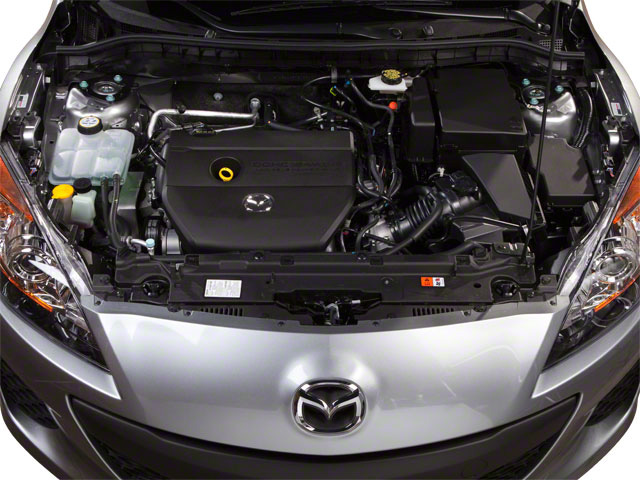 2012 Mazda Mazda3 Prices and Values Sedan 4D i Touring SkyActiv engine