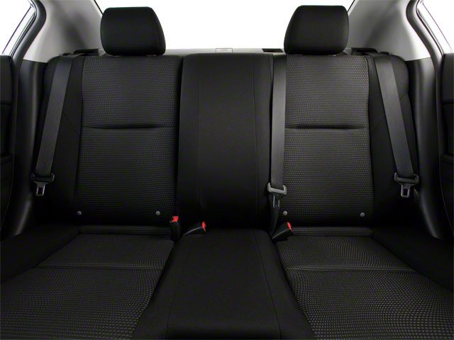 2012 Mazda Mazda3 Prices and Values Sedan 4D i SV backseat interior