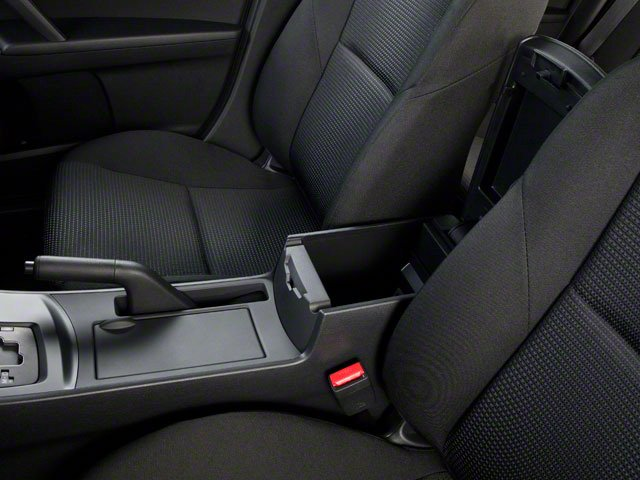 2012 Mazda Mazda3 Prices and Values Sedan 4D i SV center storage console