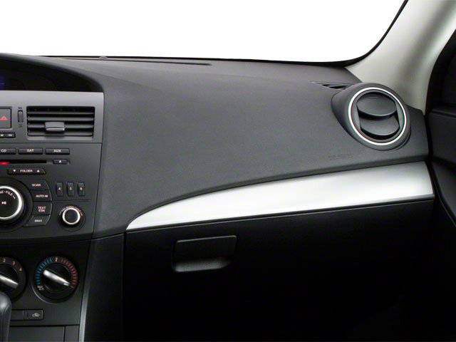 2012 Mazda Mazda3 Prices and Values Sedan 4D i SV passenger's dashboard