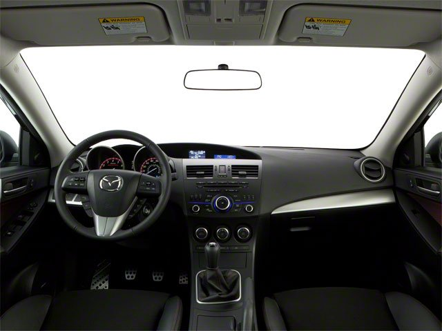 2012 Mazda Mazda3 Prices and Values Wagon 5D SPEED full dashboard
