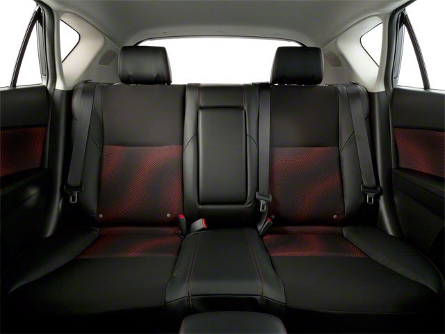 2012 Mazda Mazda3 Prices and Values Wagon 5D SPEED backseat interior