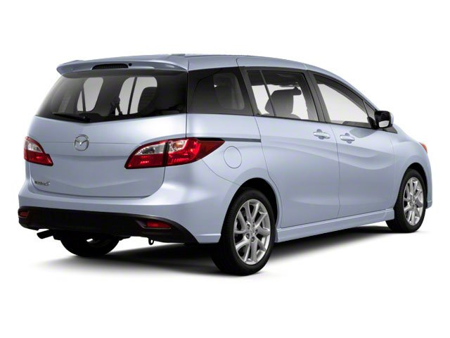 2012 Mazda Mazda5 Prices and Values Wagon 5D Touring side rear view
