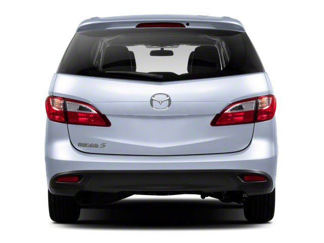 2012 Mazda Mazda5 Prices and Values Wagon 5D Touring rear view