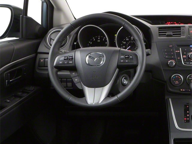 2012 Mazda Mazda5 Prices and Values Wagon 5D Touring driver's dashboard