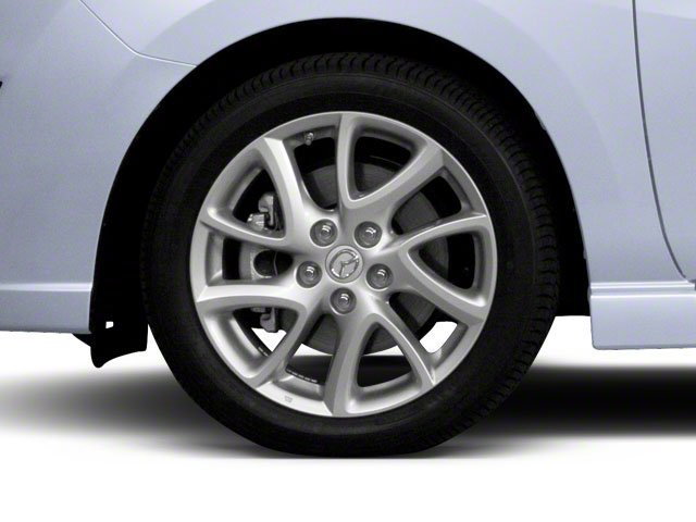 2012 Mazda Mazda5 Prices and Values Wagon 5D Touring wheel