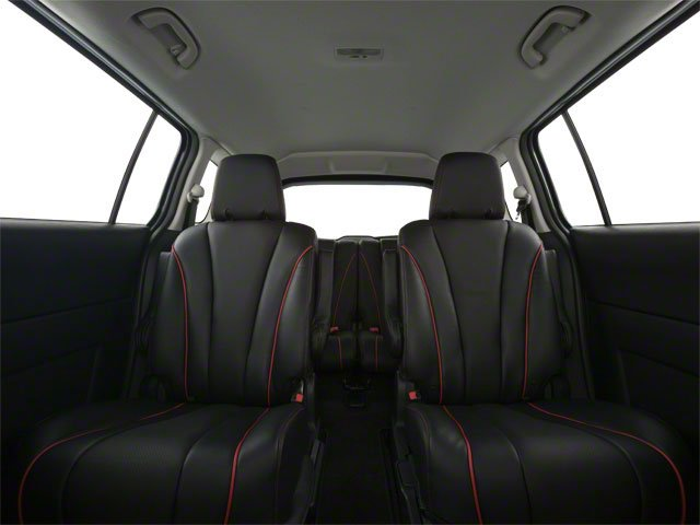 2012 Mazda Mazda5 Prices and Values Wagon 5D Touring backseat interior