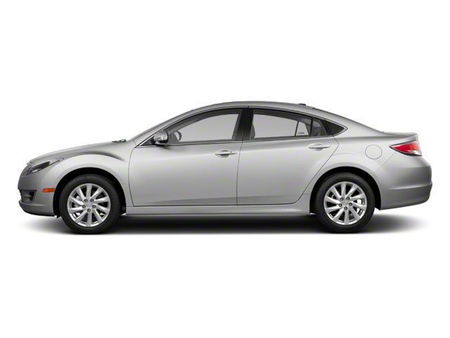 2012 Mazda Mazda6 Prices and Values Sedan 4D i Touring Plus side view
