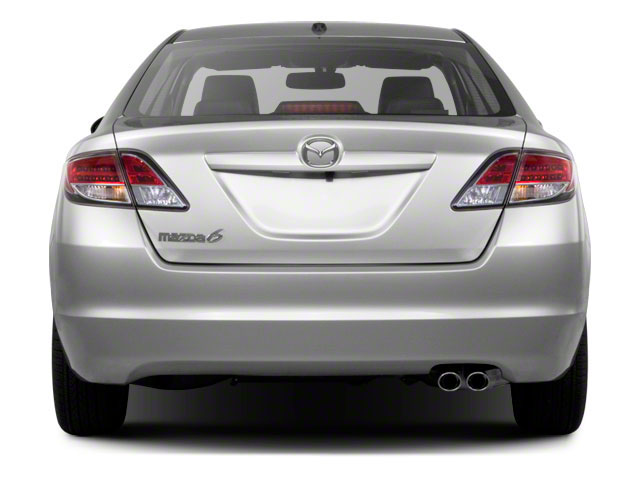 2012 Mazda Mazda6 Prices and Values Sedan 4D i Touring rear view