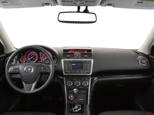 2012 Mazda Mazda6 Prices and Values Sedan 4D i Touring full dashboard