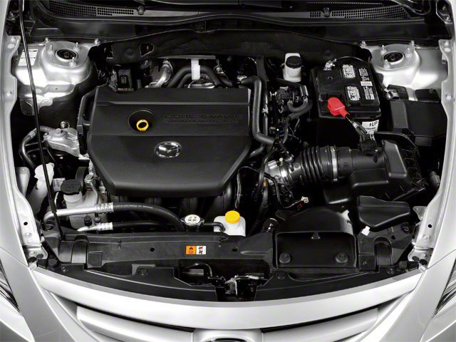 2012 Mazda Mazda6 Prices and Values Sedan 4D i Touring engine