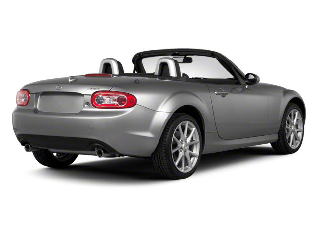 2012 Mazda MX-5 Miata Prices and Values Hardtop 2D SE side rear view