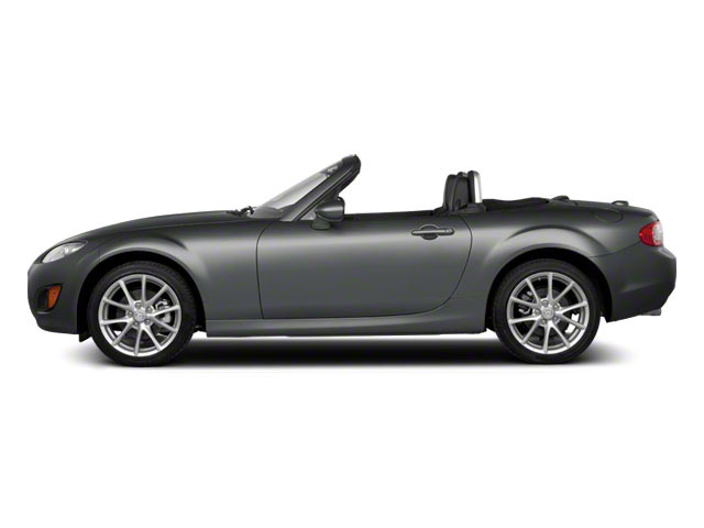 2012 Mazda MX-5 Miata Prices and Values Hardtop 2D SE side view