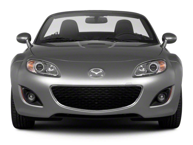 2012 Mazda MX-5 Miata Prices and Values Hardtop 2D SE front view