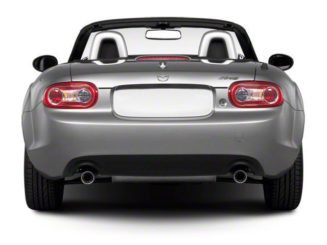 2012 Mazda MX-5 Miata Prices and Values Convertible 2D Sport rear view