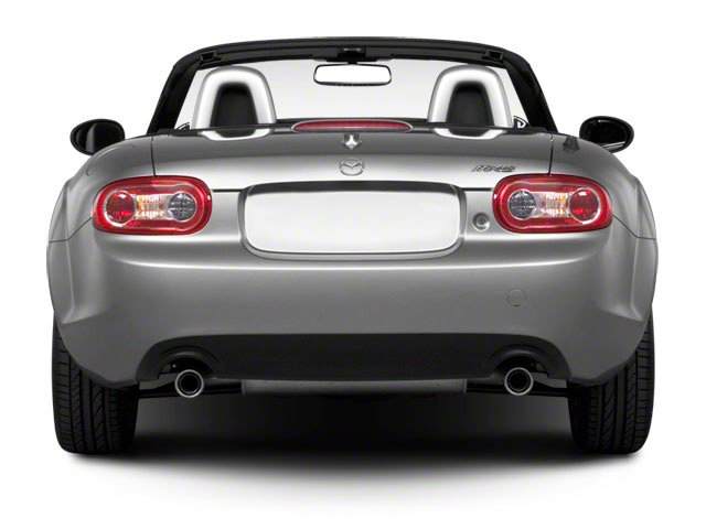 2012 Mazda MX-5 Miata Pictures MX-5 Miata Hardtop 2D Touring photos rear view
