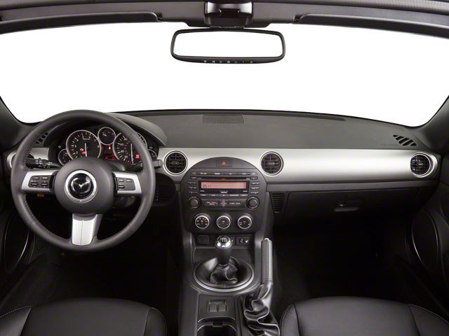 2012 Mazda MX-5 Miata Prices and Values Hardtop 2D SE full dashboard