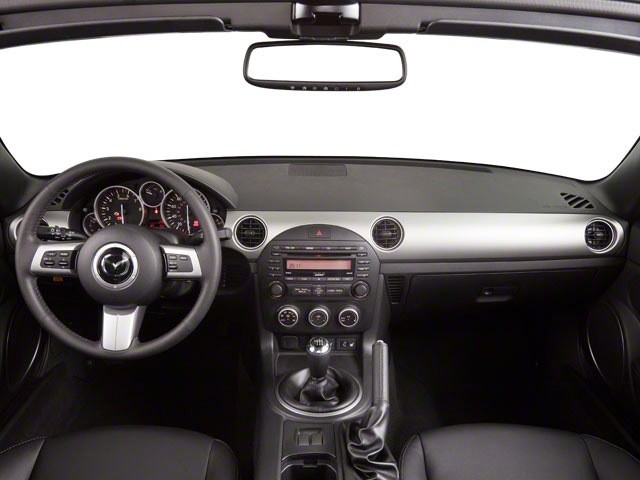 2012 Mazda MX-5 Miata Prices and Values Convertible 2D Sport full dashboard