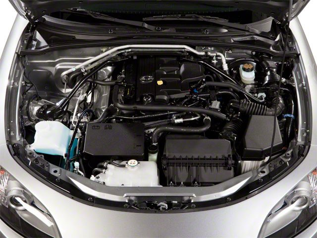 2012 Mazda MX-5 Miata Prices and Values Hardtop 2D SE engine
