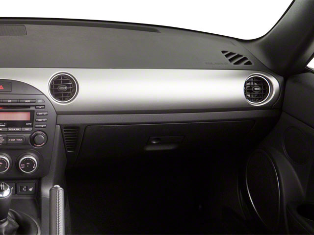 2012 Mazda MX-5 Miata Prices and Values Hardtop 2D SE passenger's dashboard
