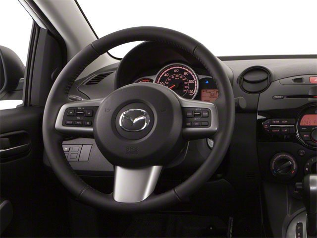 2012 Mazda Mazda2 Pictures Mazda2 Hatchback 5D photos driver's dashboard
