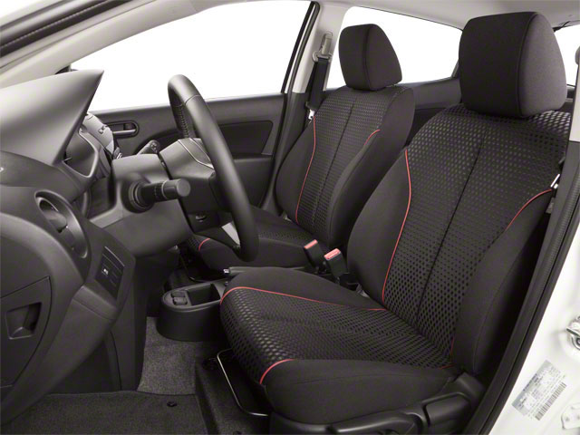 2012 Mazda Mazda2 Pictures Mazda2 Hatchback 5D photos front seat interior