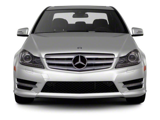 2012 Mercedes-Benz C-Class Prices and Values Sedan 4D C250 front view