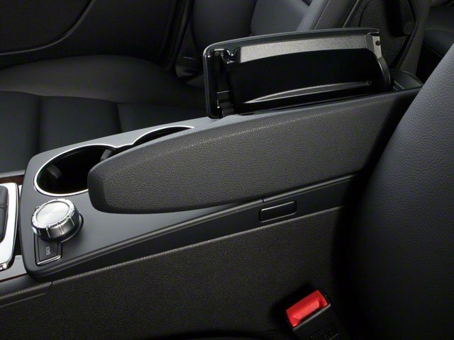 2012 Mercedes-Benz C-Class Prices and Values Sport Sedan 4D C250 center storage console