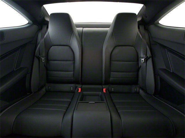 2012 Mercedes-Benz C-Class Pictures C-Class Coupe 2D C63 AMG photos backseat interior