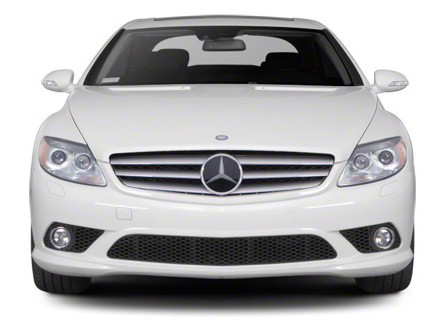 2012 Mercedes-Benz CL-Class Prices and Values Coupe 2D CL63 AMG front view