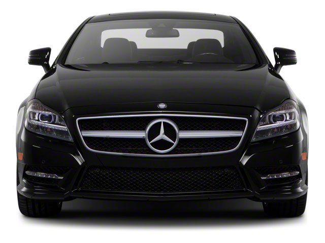2012 Mercedes-Benz CLS-Class Prices and Values Sedan 4D CLS550 AWD front view