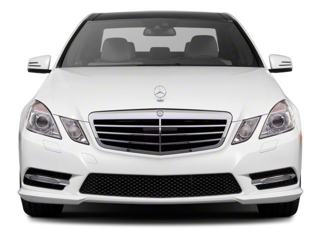 2012 Mercedes-Benz E-Class Prices and Values Sedan 4D E350 AWD front view
